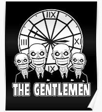 The Gentlemen Logo Poster