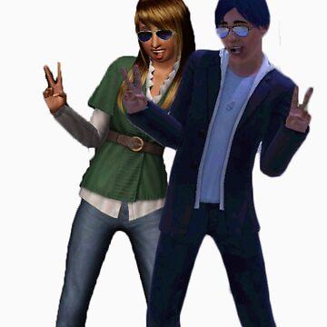 Sims  by NicksChick