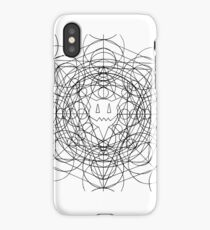 PercentumCropCircles iPhone Case