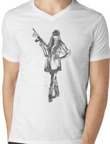 PACKED10 Mens V-Neck T-Shirt