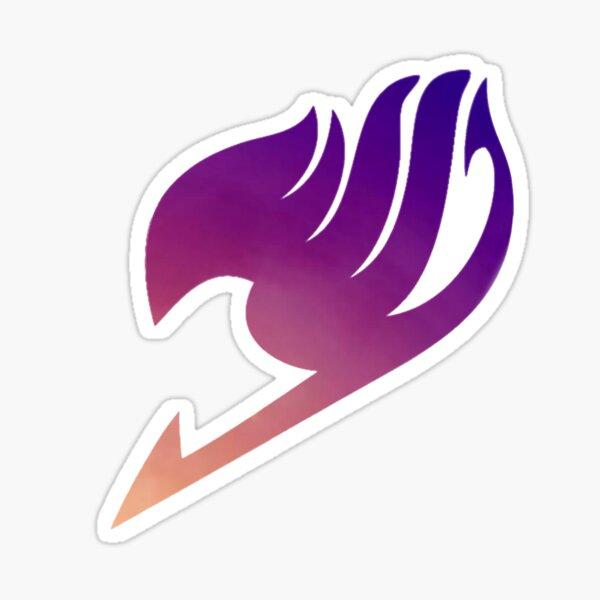 Emblema de Fairy Tail Pegatina