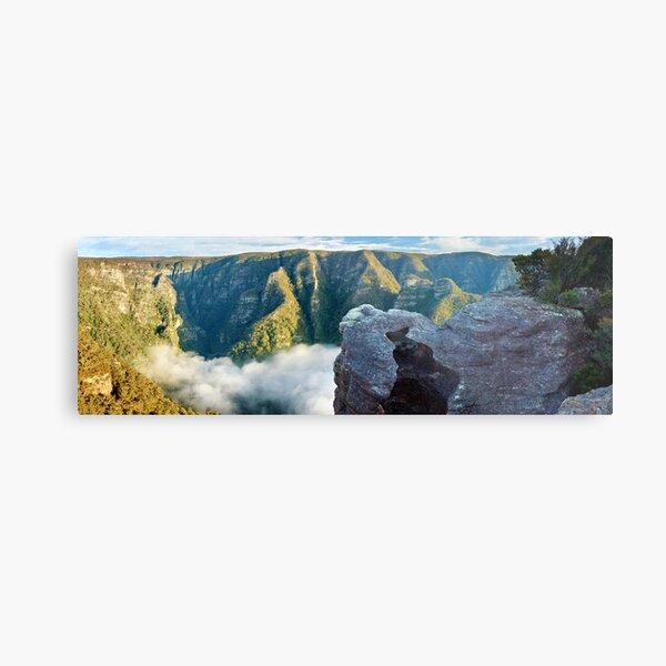 Kanangra Deep, Kanangra-Boyd National Park, New South Wales, Australia Metal Print