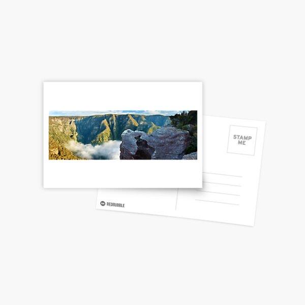 Kanangra Deep, Kanangra-Boyd National Park, New South Wales, Australia Postcard