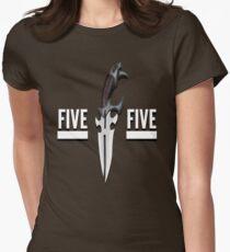 Buffy - Faith 5 by 5 minimalist poster T-Shirt