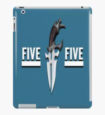 Buffy - Faith 5 by 5 minimalist poster iPad Case/Skin