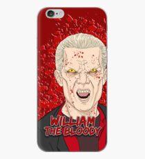 William the Bloody iPhone Case