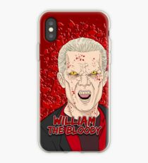 William the Bloody iPhone Case