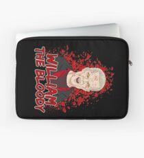 William the Bloody Laptop Sleeve