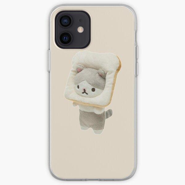 Bread Cat Plushie iPhone Soft Case