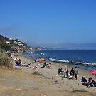 Public Beach, Malibu by zzsuzsa