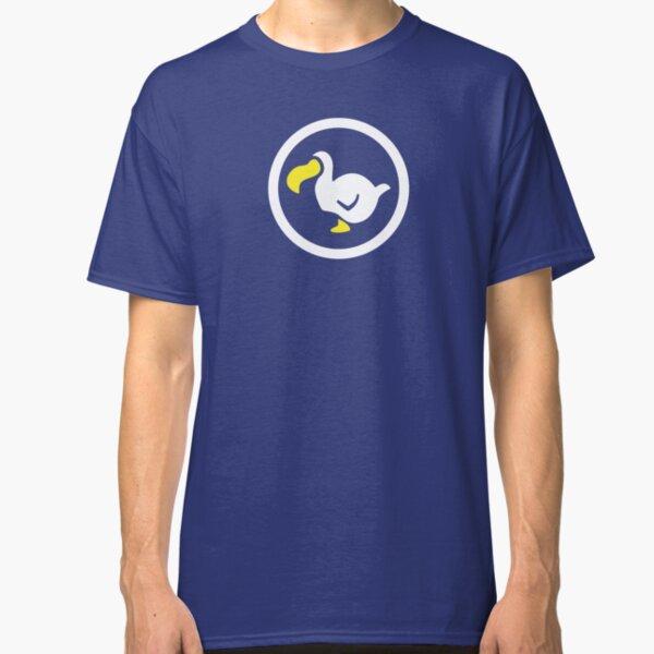 Dodo Airlines Round Logo Classic T-Shirt