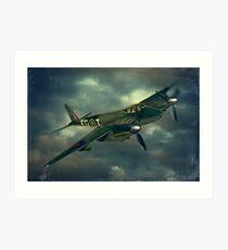 De Havilland Mosquito Art Print