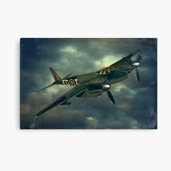 De Havilland Mosquito Canvas Print