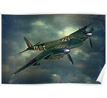 De Havilland Mosquito Poster