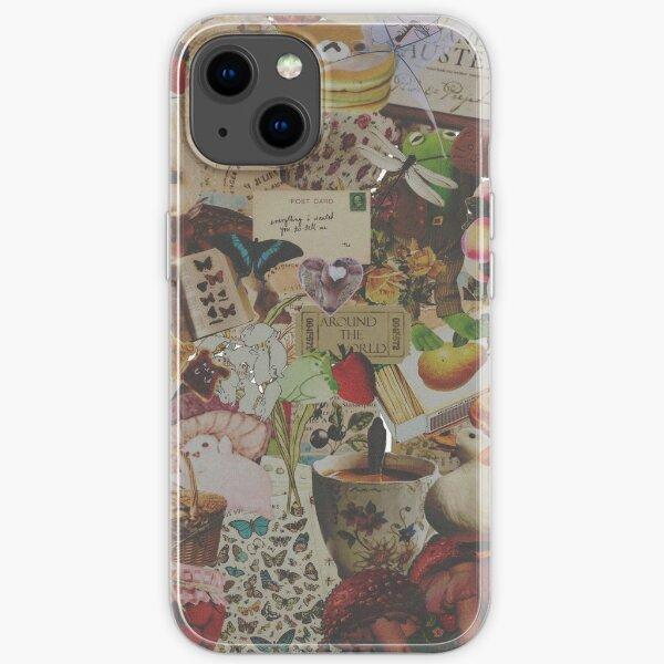 Cottagecore Collage iPhone Soft Case