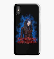 Angel - Illyria  iPhone Case