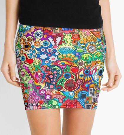 Rapt Mini Skirt