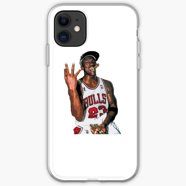 Michael Jordan Lsd Edition Iphone Case Cover By Imadignify Redbubble