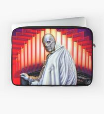 Phantom Spectre at the organ Laptop Sleeve