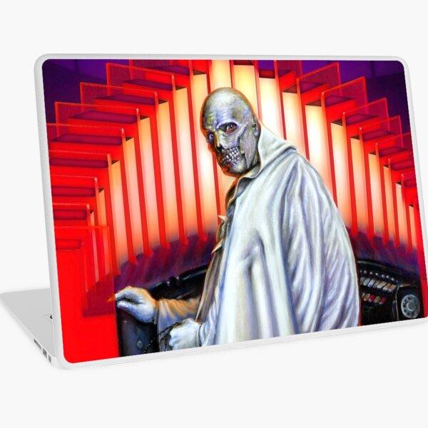 Phantom Spectre at the organ Laptop Skin