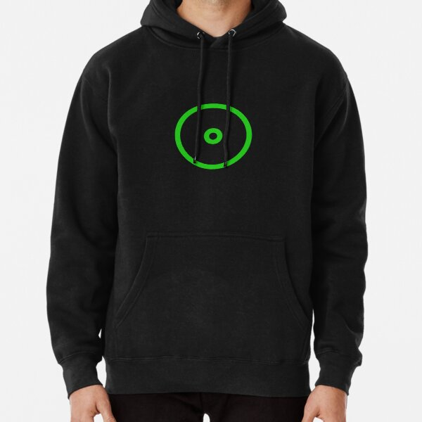 Manyland Ring (Soft) Pullover Hoodie