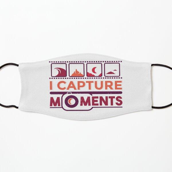 I capture moments Kids Mask