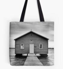 Crawley Edge Boatshed - Perth WA Tote Bag