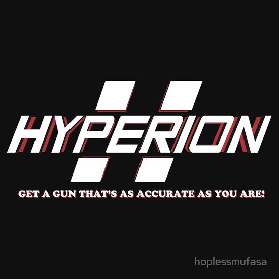 TShirtGifter presents: Hyperion