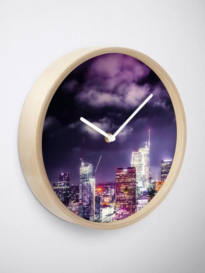 Alternate view of Lost Angeles Clock