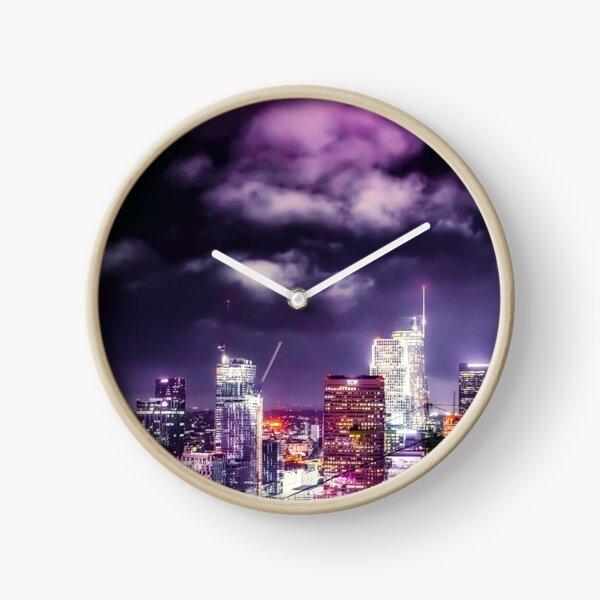 Lost Angeles Clock