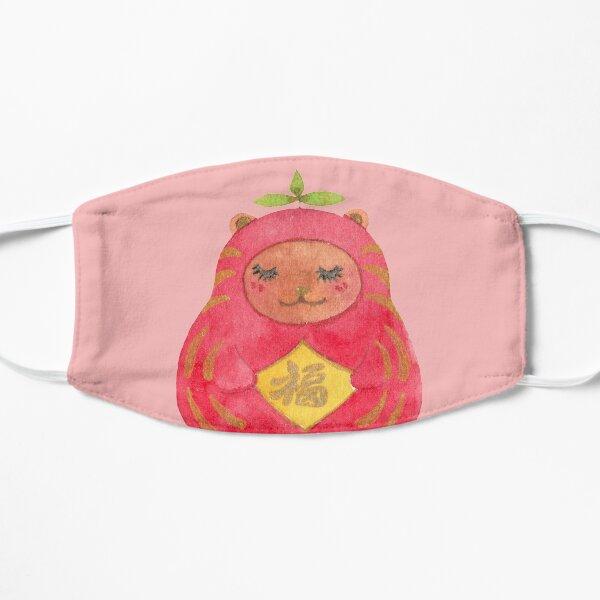 Kuma Daruma - Goodluck Bear Mask