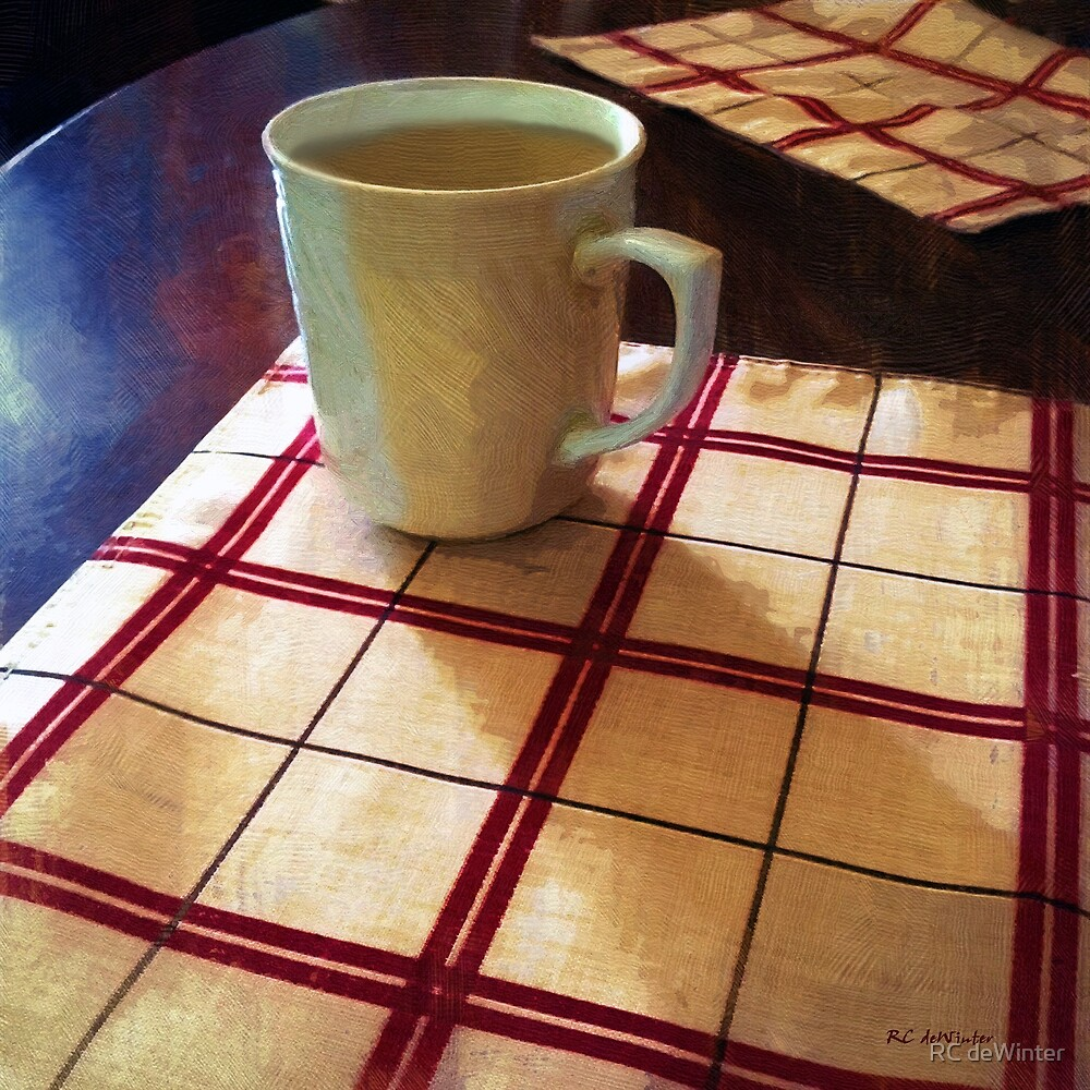 Morning Fix by RC deWinter