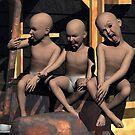 KIDS 2030 (Close-up detail)  by dakota1955