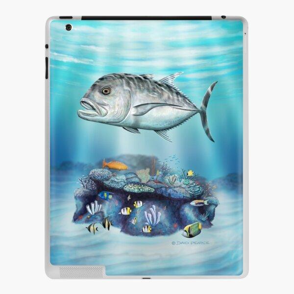 Coral Sea GT iPad Skin