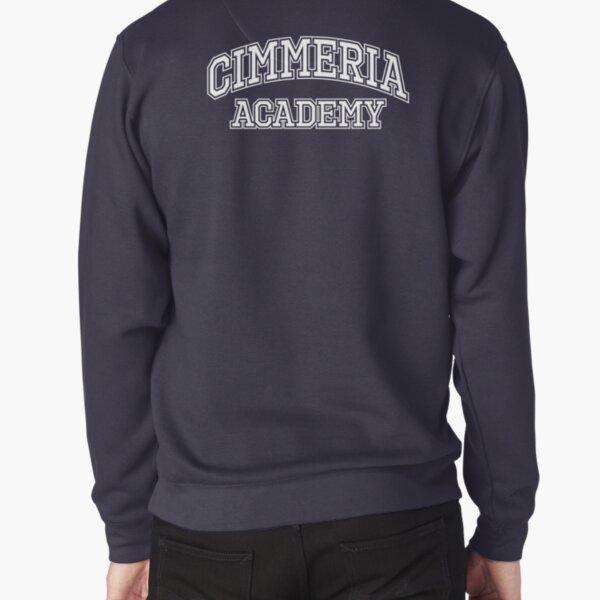 Cimmeria School Crest Pullover Sweatshirt