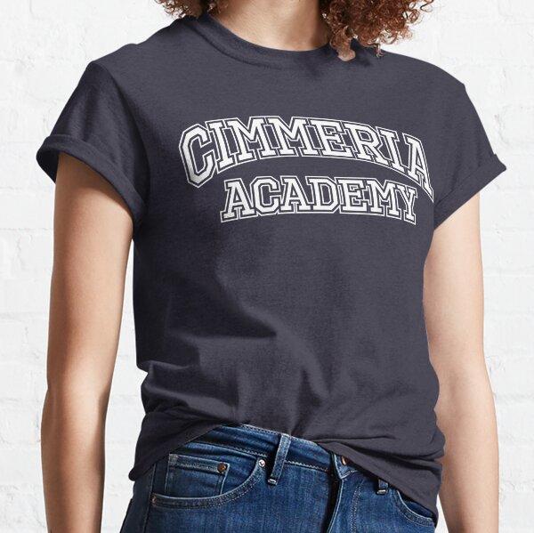 Cimmeria School Crest Classic T-Shirt