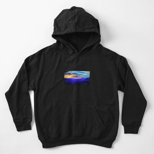A Day Ends Kinder Hoodie