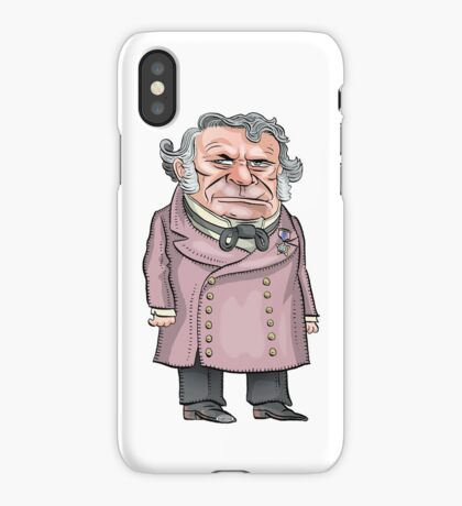 President Zachary Taylor iPhone Case