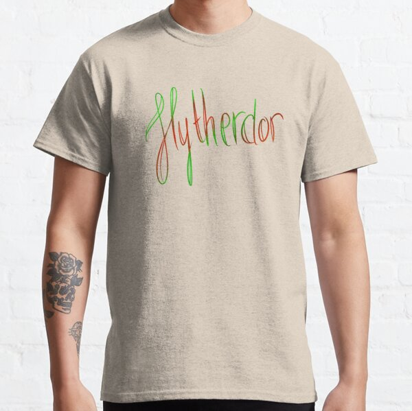 Slytherdor Galligraphy Classic T-Shirt