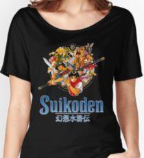 Suikoden Women's Relaxed Fit T-Shirt