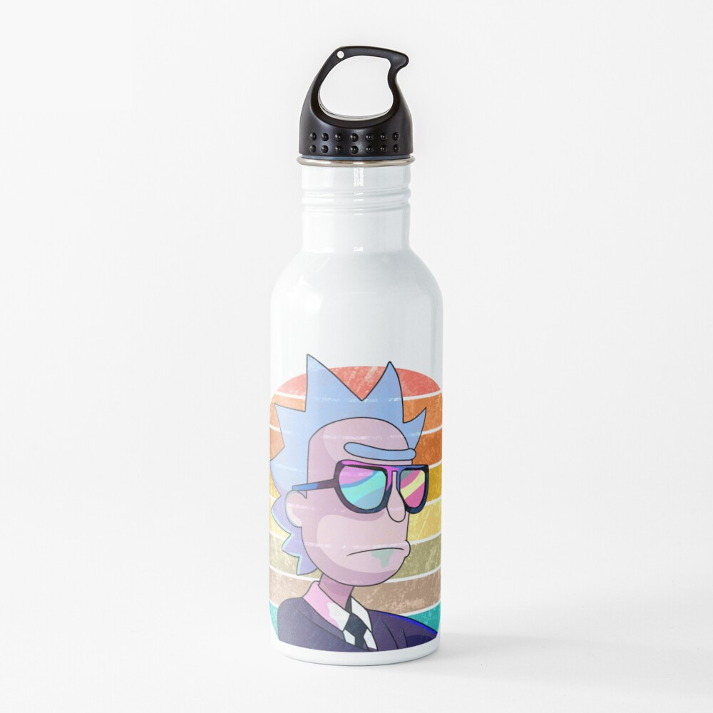 Rick Sanchez - Run the Jewels Water Bottle