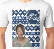 Merry TeenWolf-mas [Kira] Unisex T-Shirt