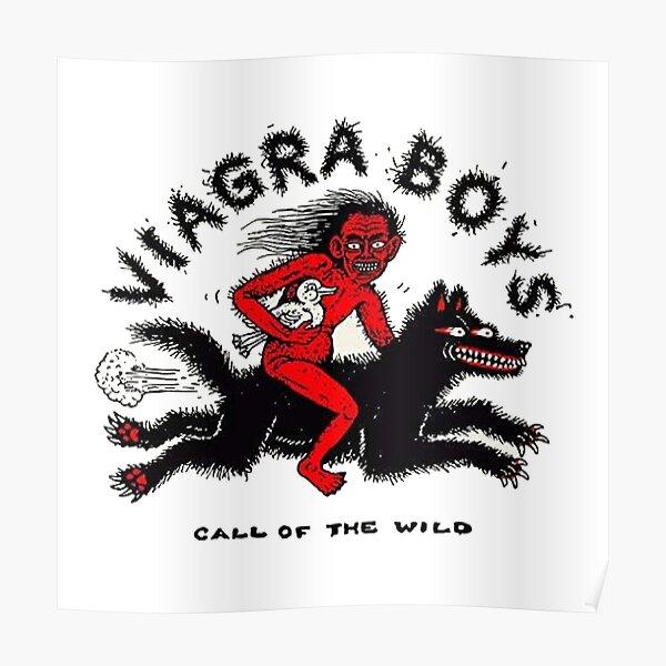 Viagra Boys - Call of the Wild Poster
