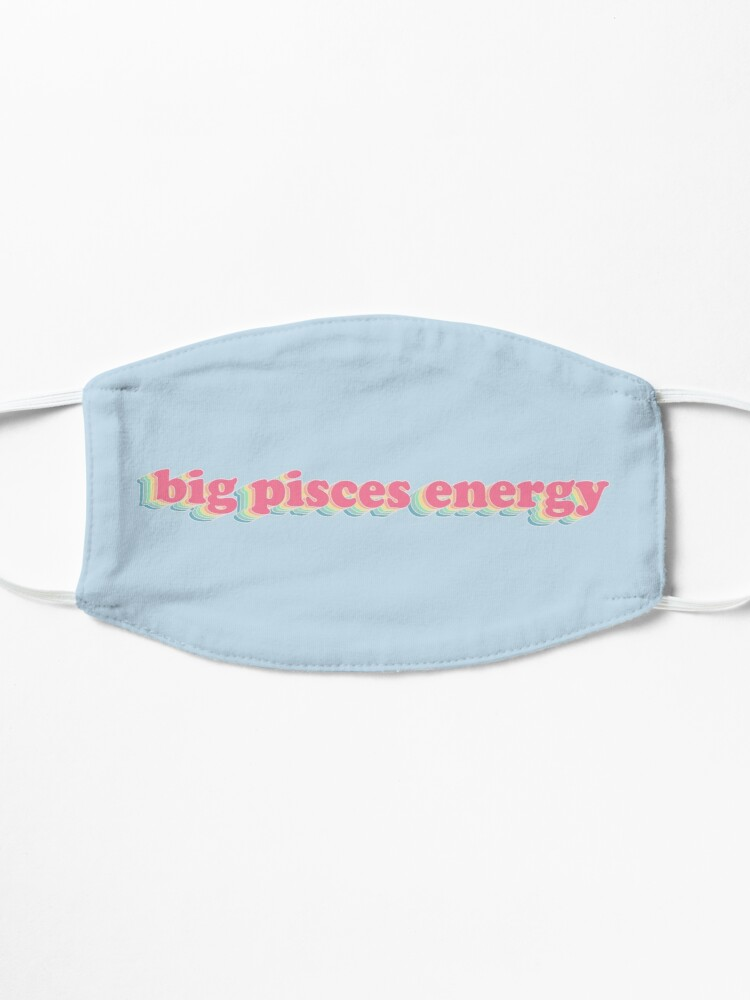 Alternate view of BIG PISCES ENERGY - astrology Mask