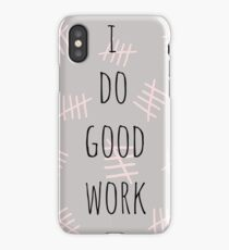 Victor Zsasz iPhone Case