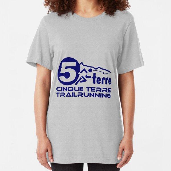 Cinque Terre Trailrunning Slim Fit T-Shirt