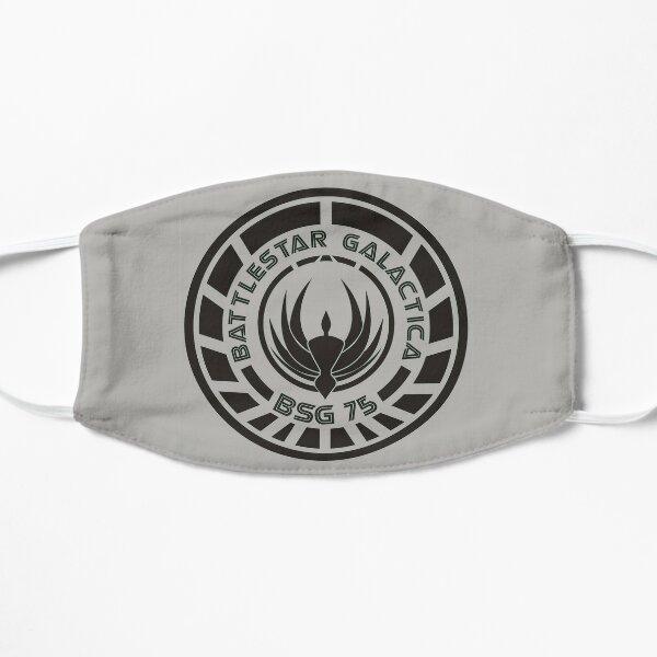 Battlestar Galactica Crest (BSG-75) Flat Mask