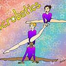 Acrobatics 3 (Acrobatic superstar) by DarkRubyMoon