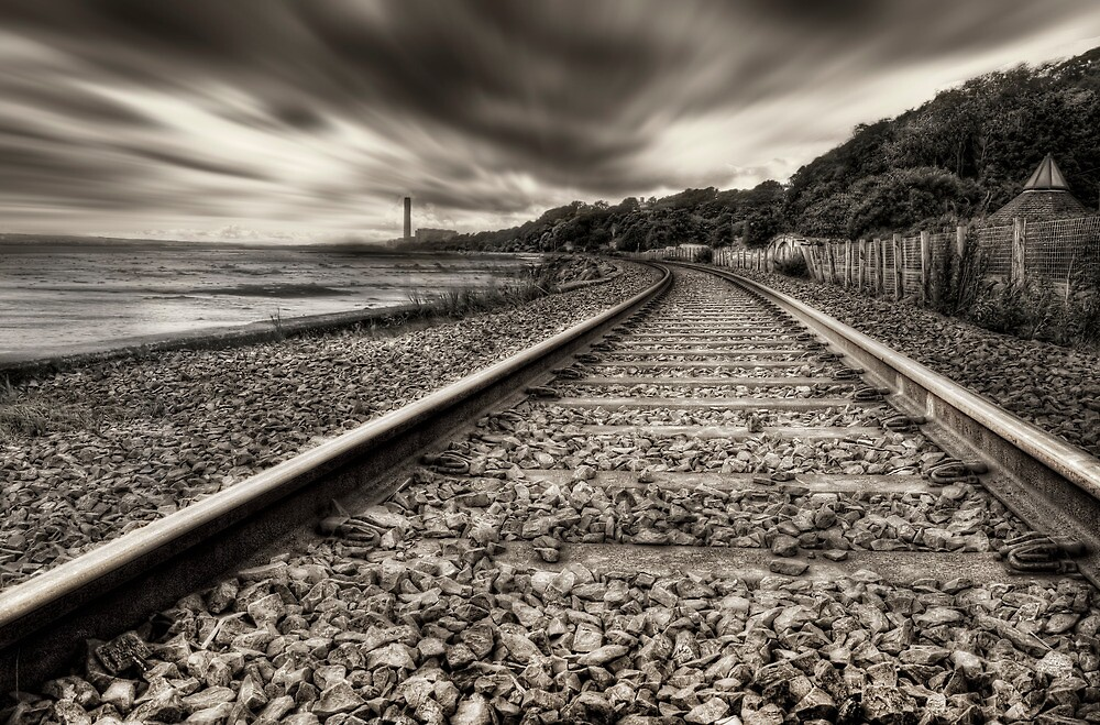 On Track by Don Alexander Lumsden (Echo7)
