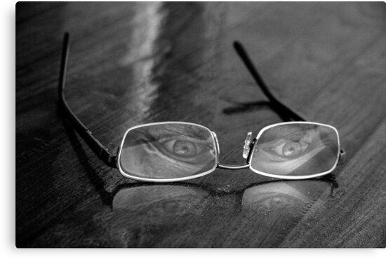 Lost eyesight by Randy Turnbow